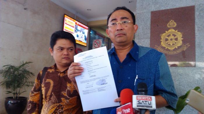 Pihak Setya Novanto Laporkan Balik KPK