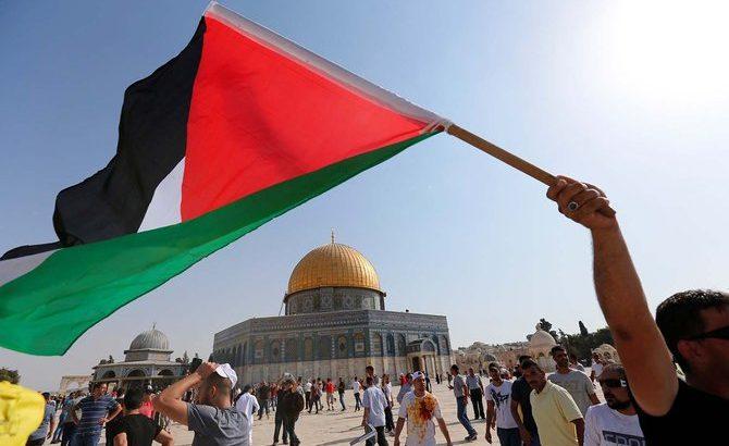 Mayoritas Negara PBB Dukung Palestina
