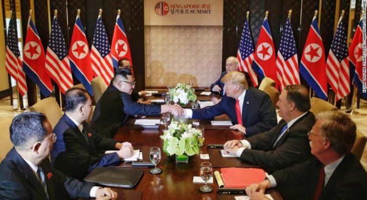 Hasil Pertemuan Trump-Kim di Singapura