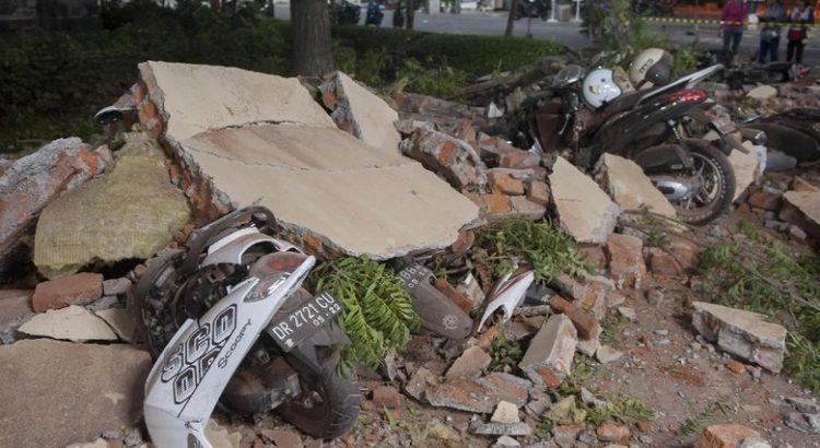 Gempa di NTB Hingga Kini Telah Menelan 82 Jiwa