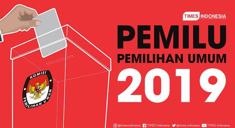 Pemilu 2019, Antara Pesta Demokrasi dan Tensi Tinggi