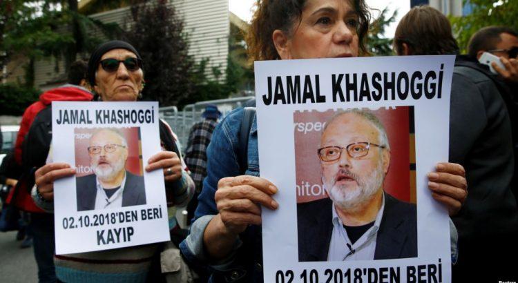 Arab Saudi Akui Kematian Jamal Khashoggi