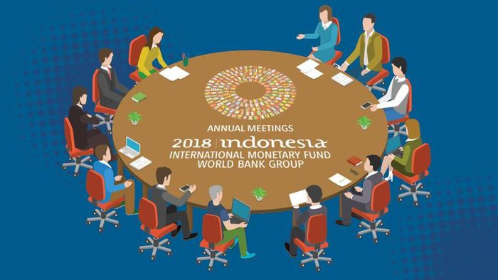 IMF Peringatan Pengaruh Friksi Perdagangan Terhadap Gejolak Ekonomi Asia